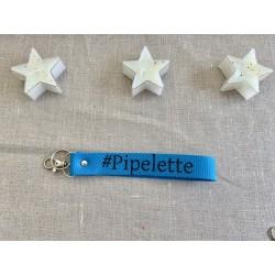 """PORTE CLES """"pipelette""""..."""